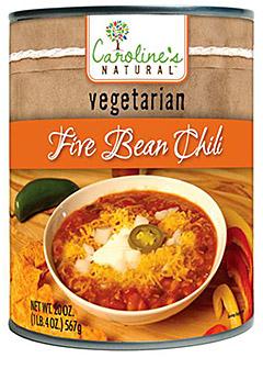 5 Bean Chile