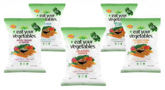 Eat Your Vegetables - other flavors