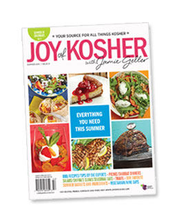 Joy of Kosher with Jamie Geller