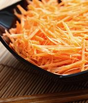 Ginger Carrot Slaw