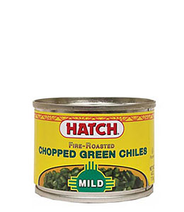 Hatch Fire Roasted Mild Chopped Green Chiles