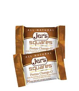 Jers Pretzo-Change-O Squares