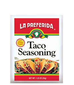 La Preferida Taco Seasoning