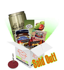 Early Autumn 2014 Kosher Foodie Box