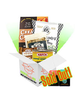 Late Autumn 2014 Kosher Foodie Box