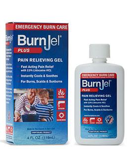 BurnJel Plus
