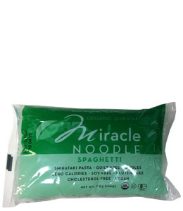 Miracle Noodle Spaghetti